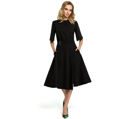Made Of Emotion Ženska haljina M396 crna  Cene