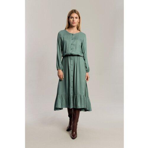 Benedict Harper Ženska haljina Lilly crna | kaki  Cene