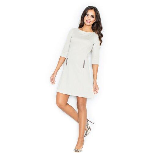 Figl Ženska haljina M145 bela  Cene