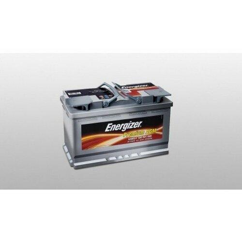 Energizer akumulator 12V80Ah D+ agm Premium Slike