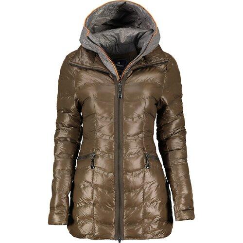 TRIMM Ženska jakna BARBARA crna smeđa  Cene
