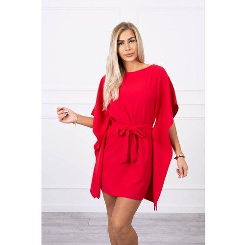 Kesi Ženska haljina Oversize crvena  Cene