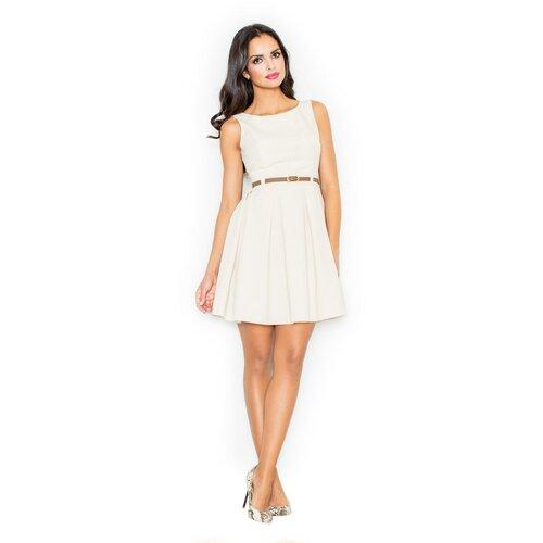Figl Ženska haljina M083 bela  Cene