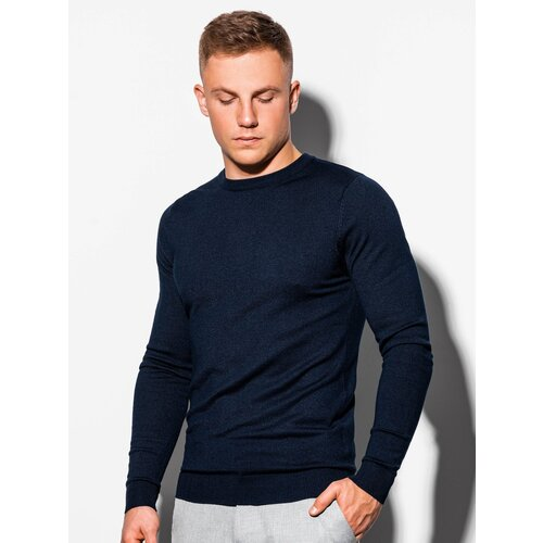 Ombre Muški džemper E177 crni siva  Cene