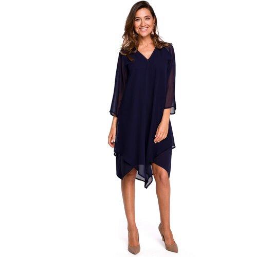 Stylove Ženska haljina S159 crna Slike