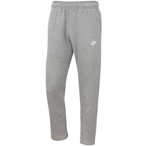 Nike Muška trenerka Open Hem siva Slike