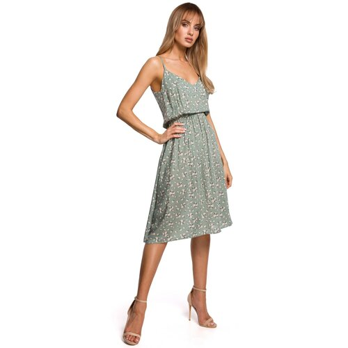 Made Of Emotion Ženska haljina M518 siva  Cene