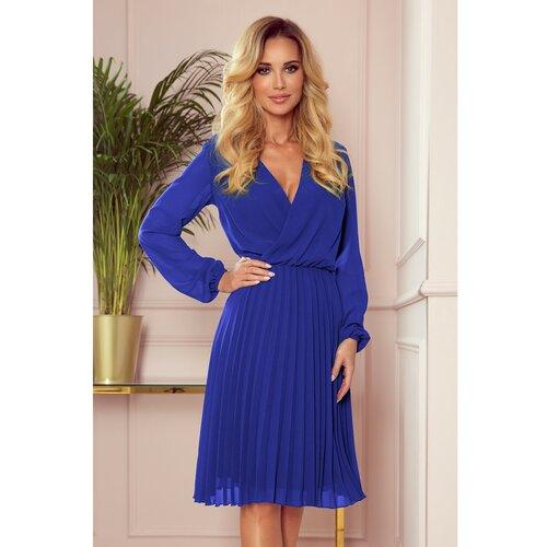 NUMOCO Ženska haljina 313 plava  Cene