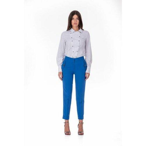 AMC ženske pantalone 115O plave  Cene