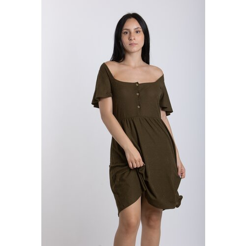 Vila ženska haljina Moana 14057404  Cene