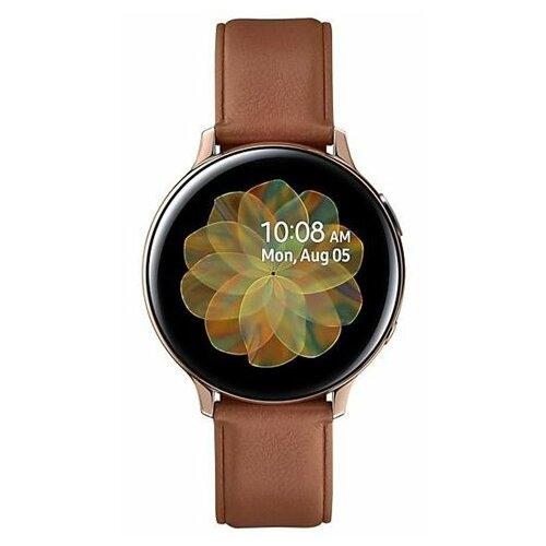 Samsung Galaxy Watch Active 2 SS 44mm Zlatni SM-R820-NSD  Cene
