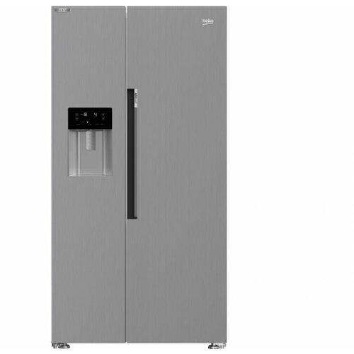 Beko GN162341XBN side by side frižider Slike