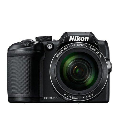 Nikon COOLPIX B500 (Crna) digitalni fotoaparat Slike