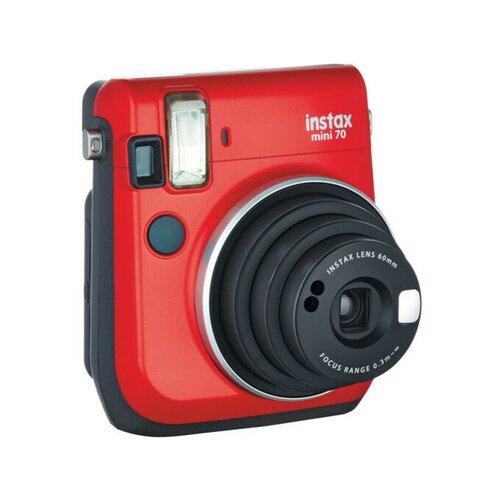 Fujifilm Instax Mini 70 Set crveni fotoaparat Slike
