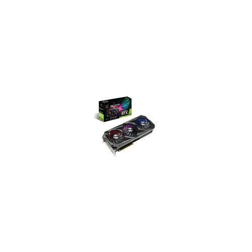 Asus nVidia GeForce RTX 3090 24GB 384bit ROG-STRIX-RTX3090-O24G-GAMING grafička kartica Slike