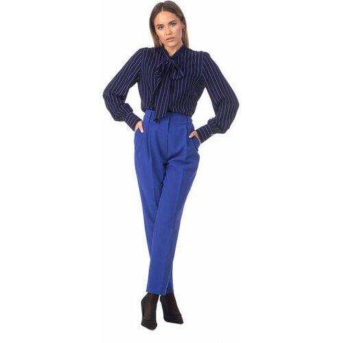 AMC ženske pantalone 125P plava  Cene