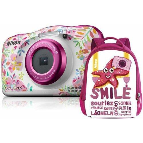 Nikon COOLPIX W150 vodootporni Flower digitalni fotoaparat Slike
