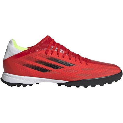 Adidas muške patike za fudbal (tf) X SPEEDFLOW.3 TF crvena FY3310  Cene