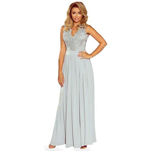 NUMOCO Ženska haljina 215 siva  Cene