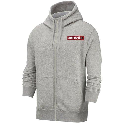 Nike Muška dukserica JDI FZ Hood Sn94 siva  Cene
