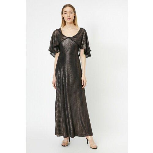 Koton Ženska haljina sa detaljima Sim kafe  Cene