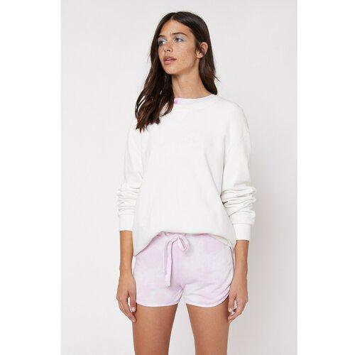 Koton Ženske roze kratke hlače sa strukom  Cene