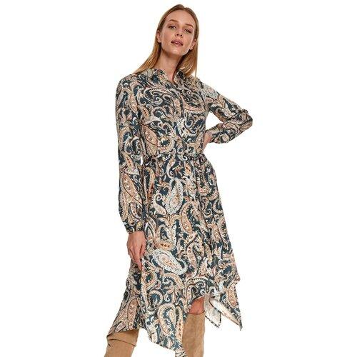 Top Secret Ženska haljina Patterned bela   siva   braon  Cene