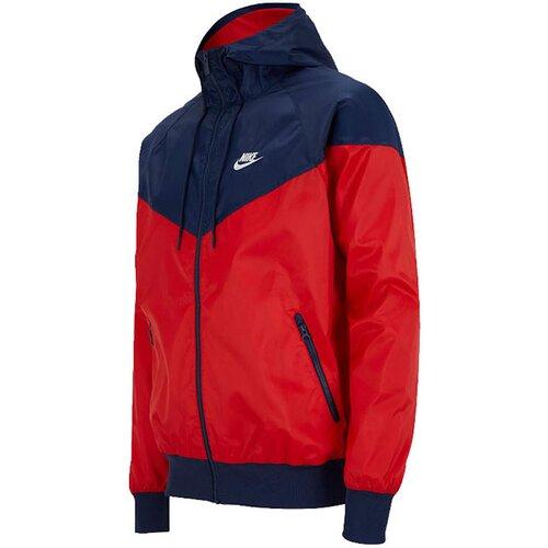 Nike muški duks M NSW HE WR HD WVN JKT DA0001-657  Cene