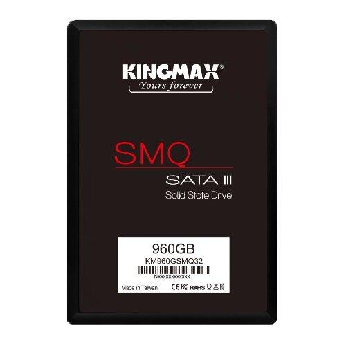 Kingmax 2.5 SATA3 960GB SMQ32 500MBs/480MBs KM960GSMQ32 ssd hard disk Slike