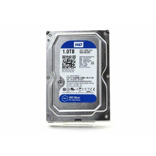 Western Digital 1TB 3.5'' SATA III 64MB 5.400rpm WD10EZRZ hard disk Slike