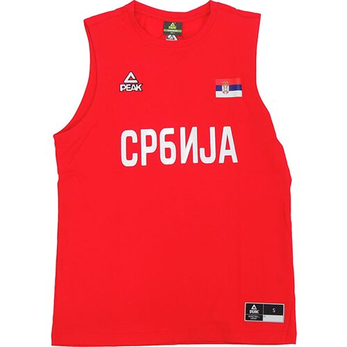 Peak muška majica KSS1912-RED  Cene