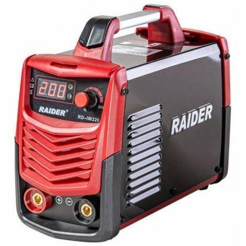Raider aparat za varenje RD-IW220 200A (2826) Slike