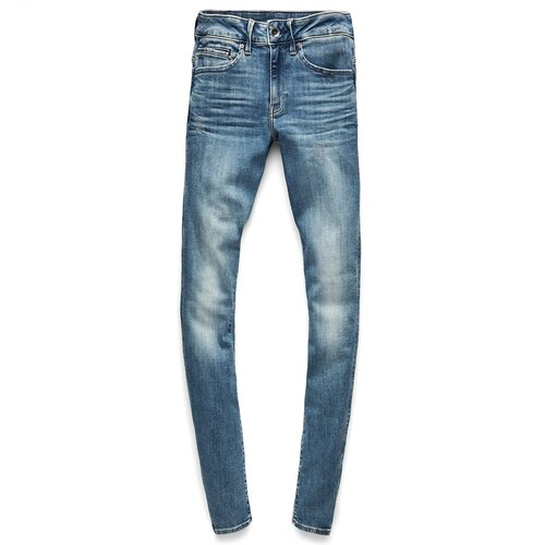 G-star raw midge zip mid skinny farmerke D052818968911  Cene