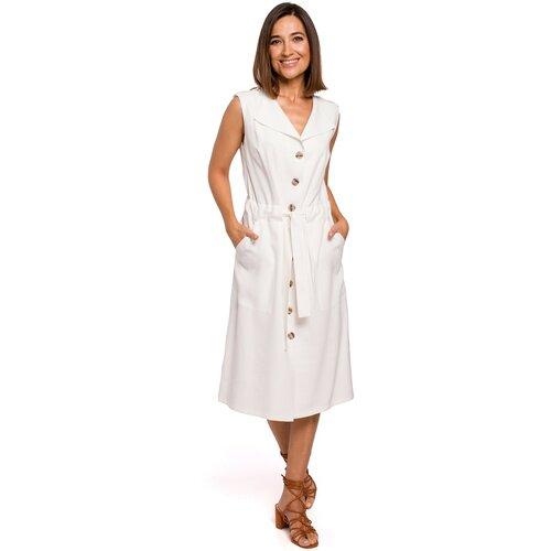 Stylove Ženska haljina S208 bela  Cene