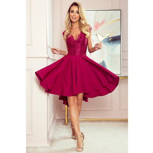 NUMOCO Ženska haljina 300 tamnocrvena  Cene