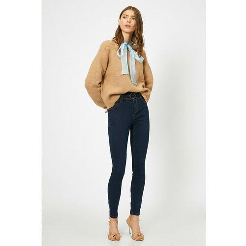 Koton ženske plave hlače  Cene