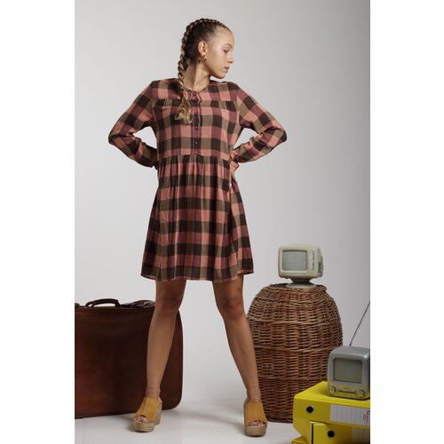 Indi & Cold ženska haljina TH348 V.I19.TH348 01  Cene