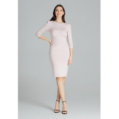 Lenitif Ženska haljina L079 siva  Cene