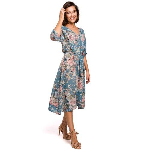 Stylove Ženska haljina S226 siva  Cene