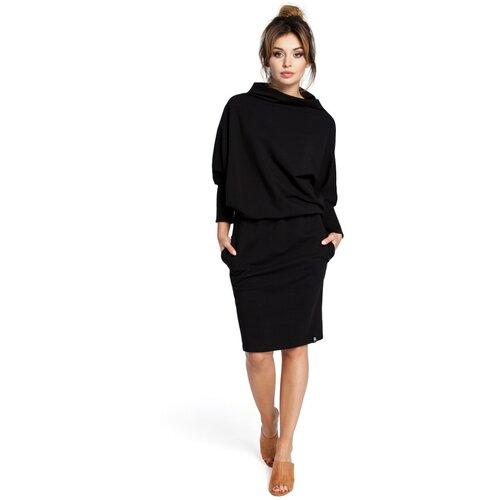 BeWear Ženska haljina B032 crna krema  Cene