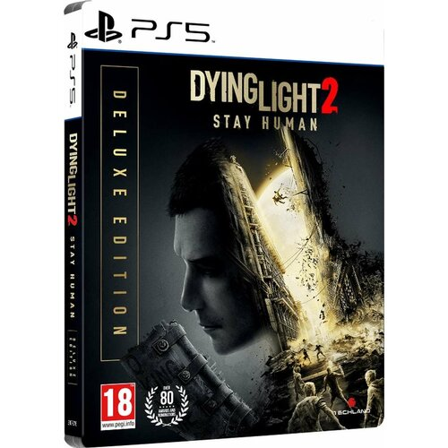 Techland PS5 Dying Light 2 - Deluxe Edition igra Slike