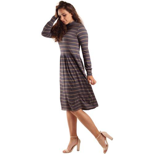 Noa Noa ženska haljina Yarn Dyed Jearsy Stripe 1-8853-1  Cene