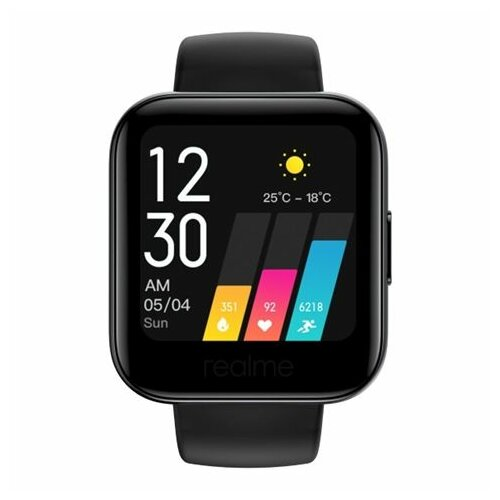 Realme Watch crni smart sat  Cene