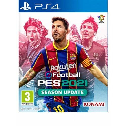 Konami PS4 eFootball PES 2021 Season Update - Pro Evolution Soccer 2021 Slike
