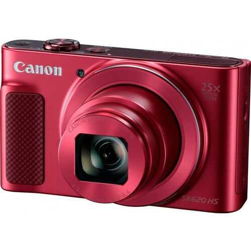 Canon Powershot SX620 HS Crveni digitalni fotoaparat Slike