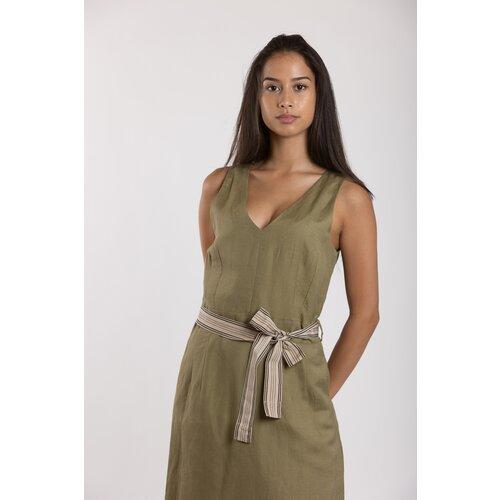 Noa Noa ženska haljina Linen Blend 1-8598-1  Cene