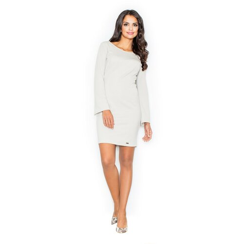 Figl Ženska haljina M416 bela  Cene