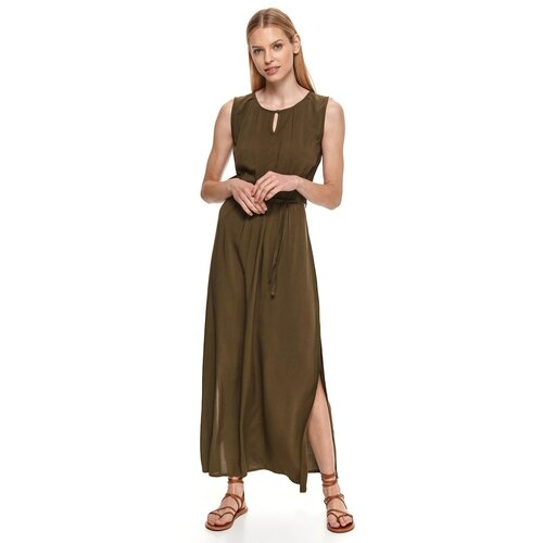Top Secret Women's dress Maxi braon   krem  Cene
