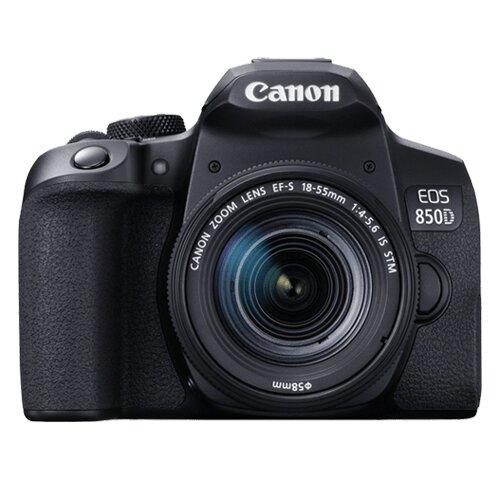 Canon EOS 850D + Objektiv 18-55mm IS digitalni fotoaparat Slike