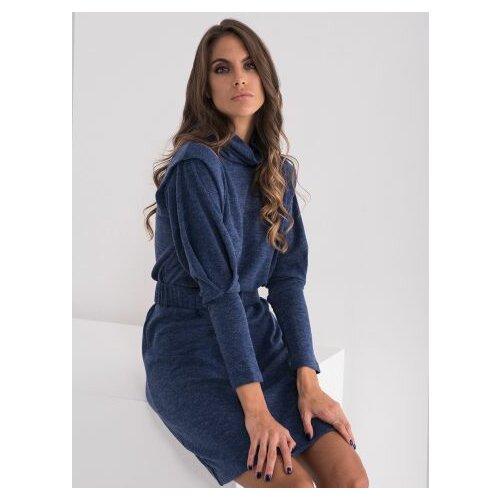 Legendww ženska melirano teget haljina 5986-7975-89 Slike